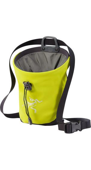 Arc'teryx C40 Chalk Bag Genepi Green